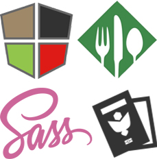 Creating a Node JS MEAN Web Application with Brunch, Sass, and