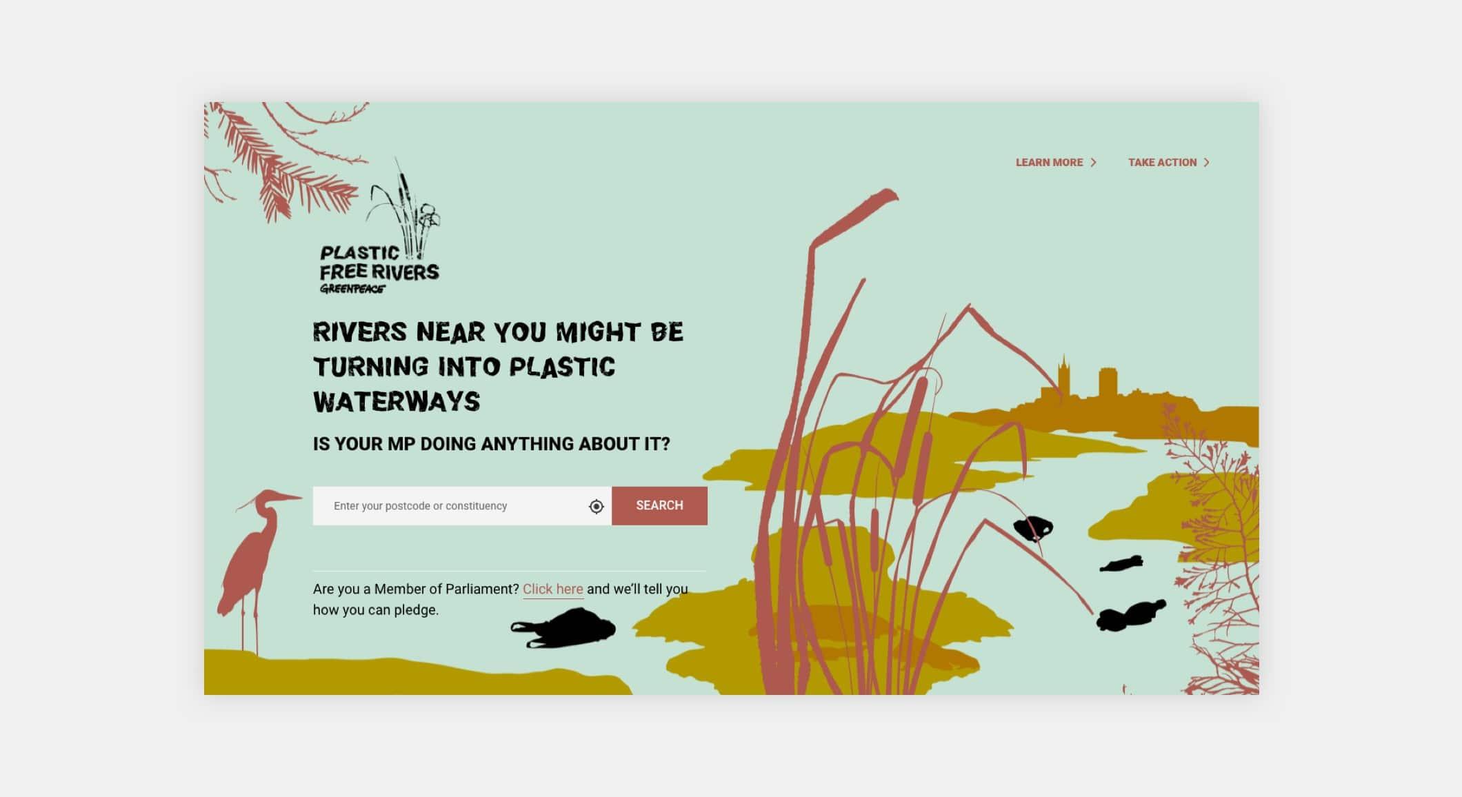Greenpeace :: Outlandish